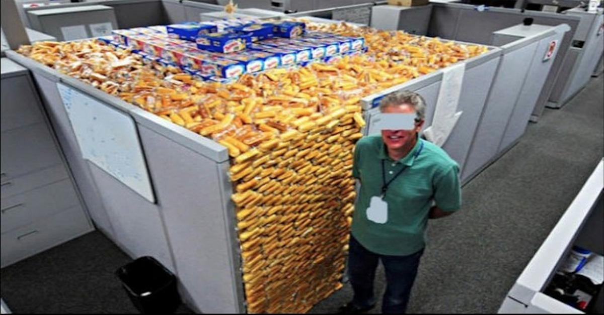 23 Most Diabolical Office Pranks Ever Pulled
