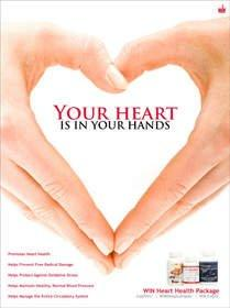Ralph Oats and Wellness International Network Committed to Heart Health