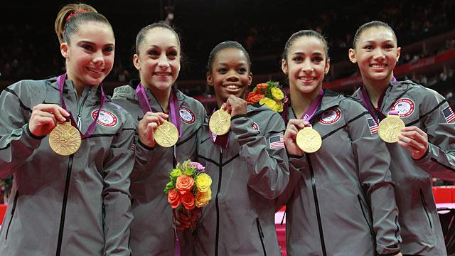Olympians' Parents Pay the Cost of Achieving Gold
