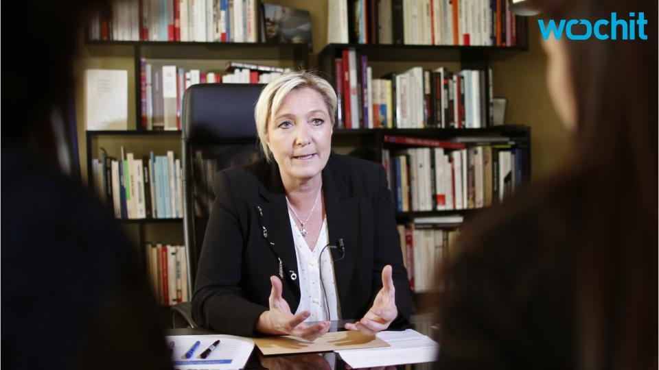 Extremist past mars makeover of France's far-right party
