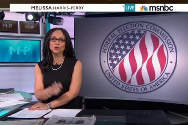 MSNBC Host Melissa Harris-Perry Owes $70,000 in Delinquent Taxes