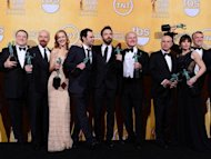 """Argo"" gets top honour at SAG"