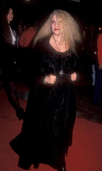 "On the red carpet for ""Interview With a Vampire"" in LA in 1994"