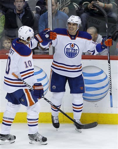 Wild routed by Oilers with playoff berth on line
