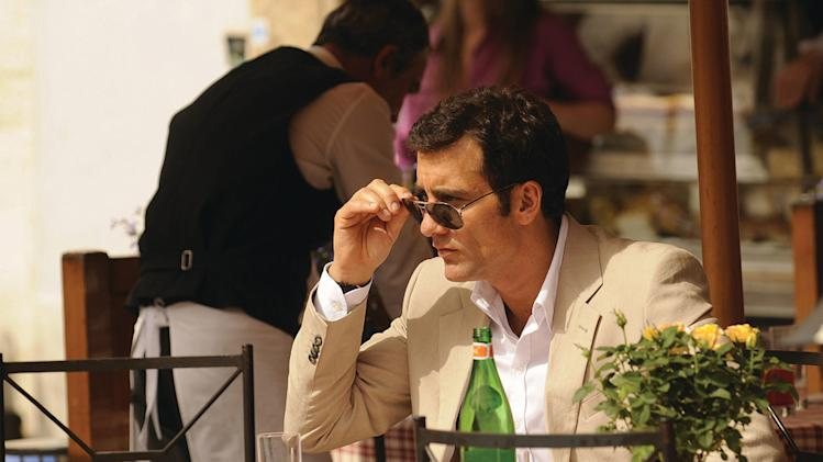 Clive Owen Production Photos Duplicity 2009