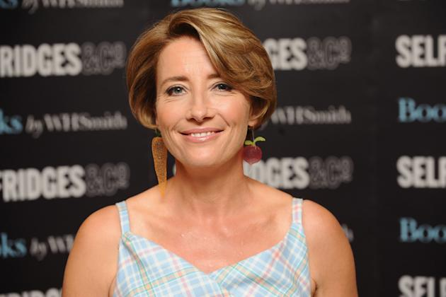 Emma Thompson - Book Signing