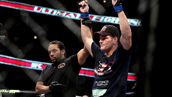 UFC 175 Results: Yes, Chris Weidman is The Man
