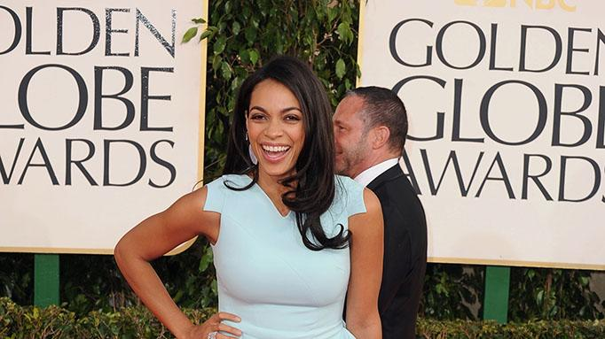 70th Annual Golden Globe Awards - Arrivals: Rosario Dawson