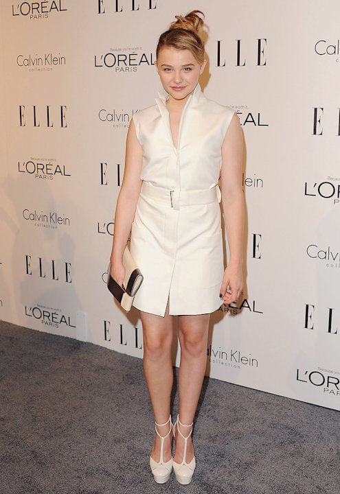 ELLE's 18th Annual Women in Hollywood Tribute Chloe Moretz