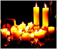 Candlelight Activities For You and Your Partner!
