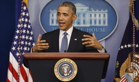 Obama vows U.S. response to North Korea over Sony cyberattack