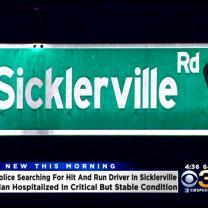 Pedestrian Critically Injured By Hit-And-Run Driver In Gloucester Township