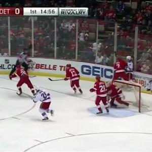 Rangers at Red Wings / Game Highlights