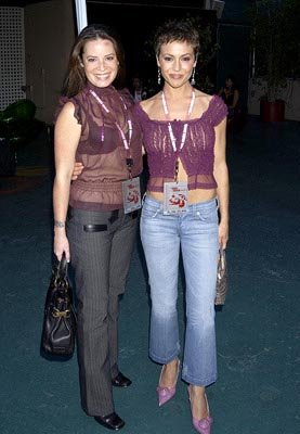 Holly Marie Combs, Alyssa Milano