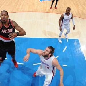 Blazers vs. Clippers