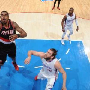 Blazers vs. Clippers