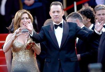 Rita Wilson and Tom Hanks The Ladykillers premiere Cannes Film Festival - 5/18/2004