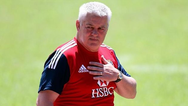Warren Gatland's British and Irish Lions have won their first three matches on tour