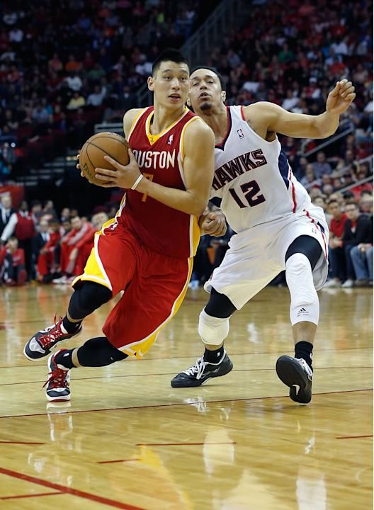 Atlanta Hawks v Houston Rockets
