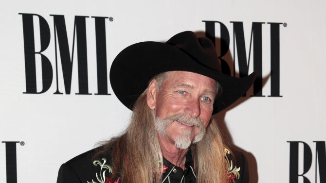 Songwriter Dean Dillon honored as BMI Icon