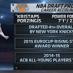 Gottlieb: Was Kristaps Porzingas the right pick for the Knicks?