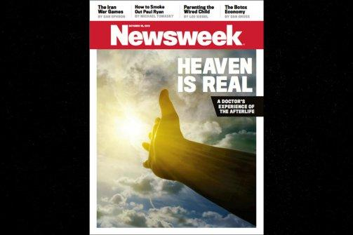 """The Death of """"Near Death"""": Even If Heaven Is Real, You Aren t Seeing It"""