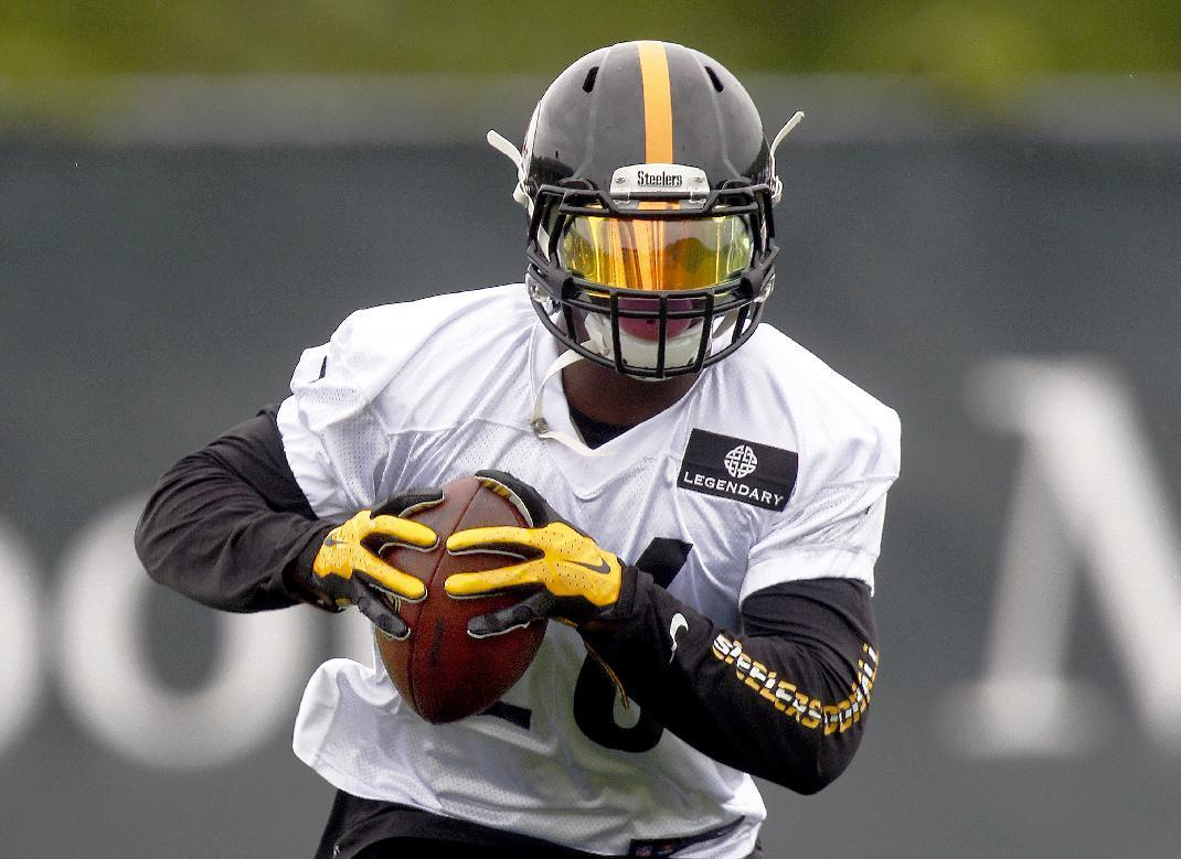 Veteran back Williams ready for next act with Steelers
