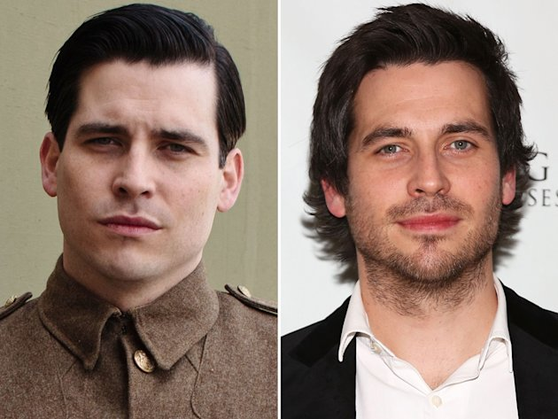 Rob James-Collier (Thomas …