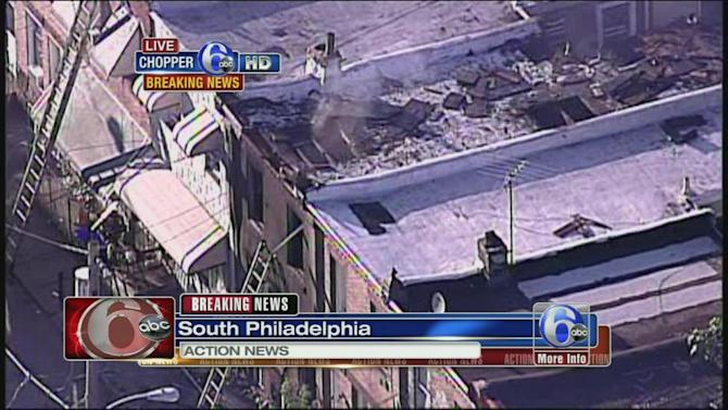 Philly cop, once accused, credited for fire rescue in South Philadelphia