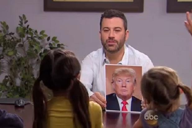 Jimmy Kimmel Exposes Sharp Divide Among Children in Presidential Campaign (Video)