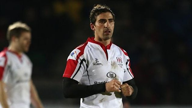 Ruan Pienaar scored three penalties for Ulster, who were defeat 17-9 by Scarlets.