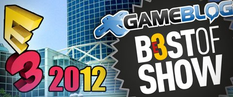 E3 - Les nomins des Gameblog Awards 2012 !