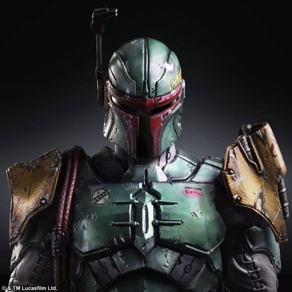 Finally: Boba Fett is getting his own Star Wars movie