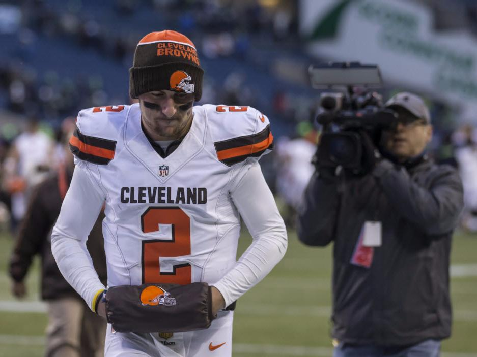 Johnny Manziel has 'destroyed his value' to NFL teams and put his future in jeopardy after latest incident