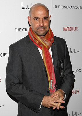 Stanley Tucci at the New York City screening of Sony Pictures Classics' Married Life