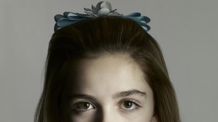"Kiernan Shipka stars as Sally Draper in ""Mad Men."""