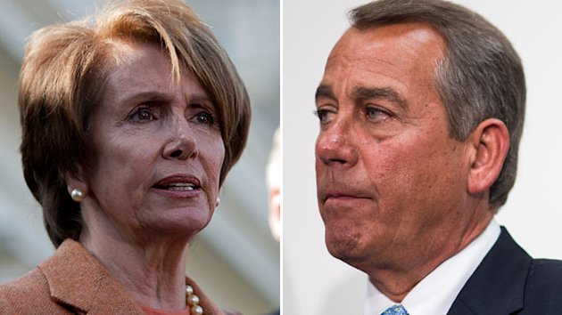 Pelosi Rips House GOP for Breaking (ABC News)