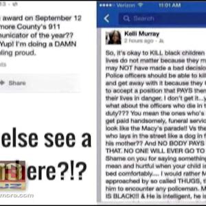 911 Dispatcher's Social Media Post Causes Controversy