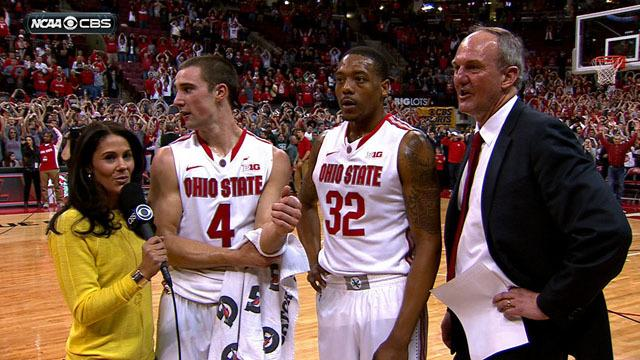 Matta, Kraft and Smith Jr. on win over MSU on senior day