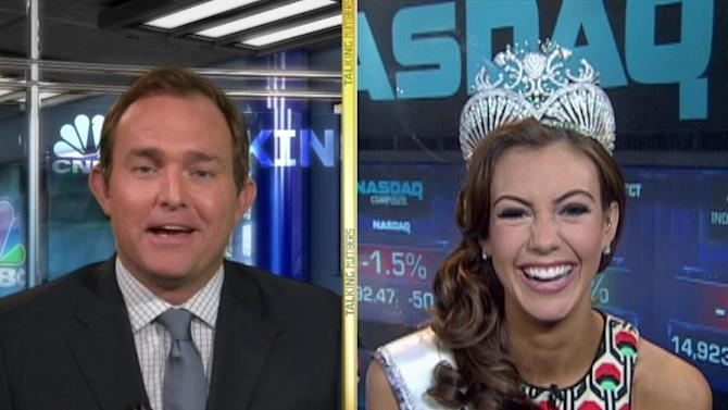 Four Things Miss USA 2013 Can't Live Without