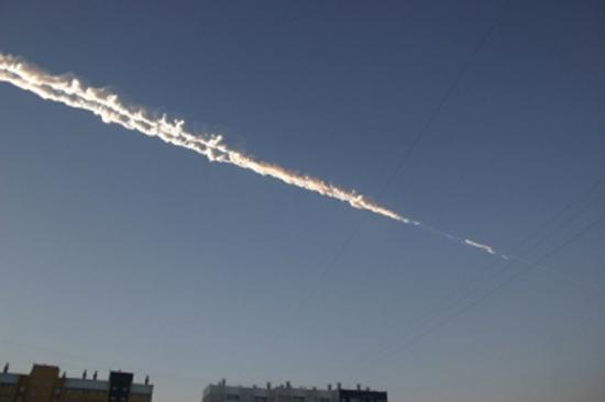 Russia Meteor Blast is Biggest in 100 Years