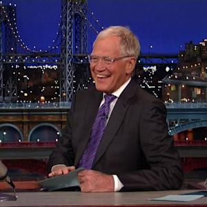 David Letterman Does Best of Top 10 List Moments