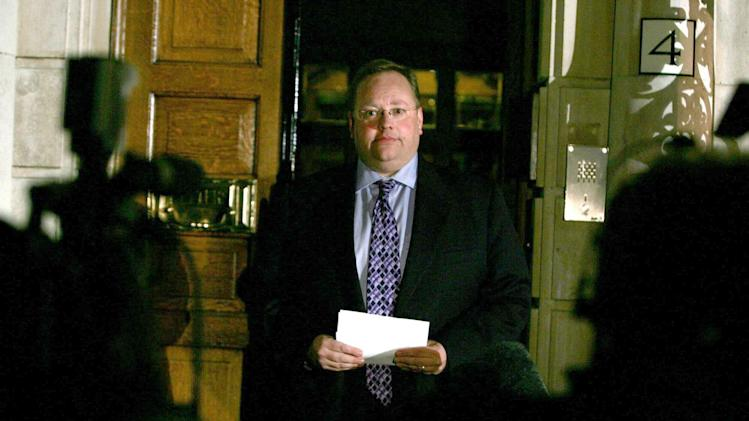 Lord Rennard allegations