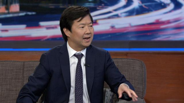 Ken Jeong's Fans Have to Be Careful Around His Kids