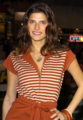 Premiere: Lake Bell at the LA premiere of Warner Bros.' Starsky &amp; Hutch - 2/26/2004 