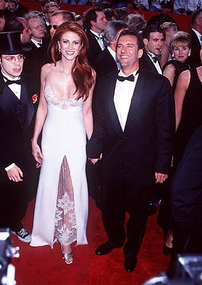Angie Everhart and fellow
