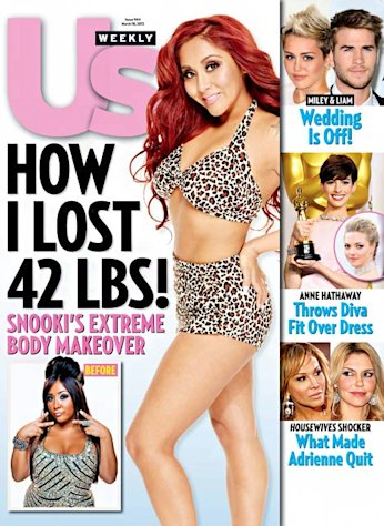 Snooki Loses 42 Pounds, Debuts Post-Baby Bod in Bikini