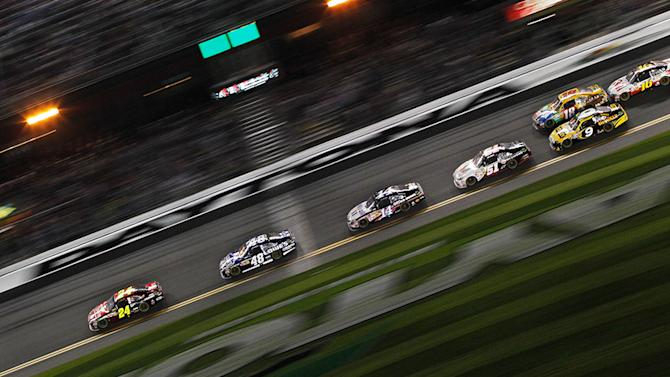Fan vote picks format for The Sprint Unlimited