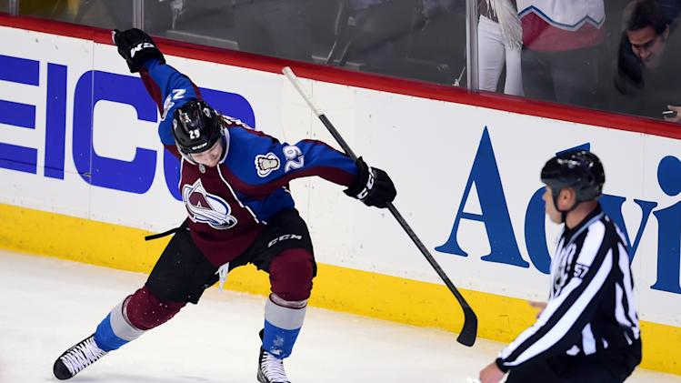 Can anyone stop Nathan MacKinnon?