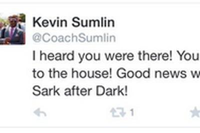 Kevin Sumlin deletes joke about Steve Sarkisian's tipsy night out